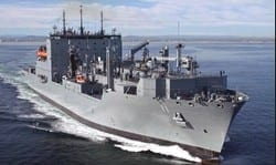 USNS Washington Chambers ship photo
