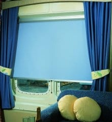 Photo - CASSLITE fabric roller blind