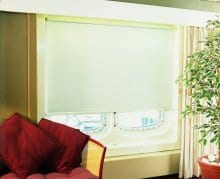 Photo - DIMMLITE fabric roller blind